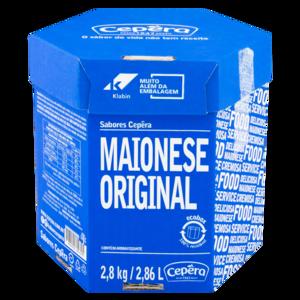 Maionese Original Ecobox 2,8kg