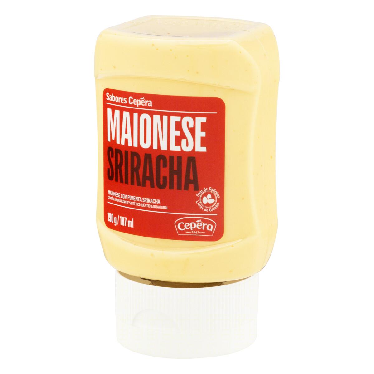Maionese Sriracha 190g