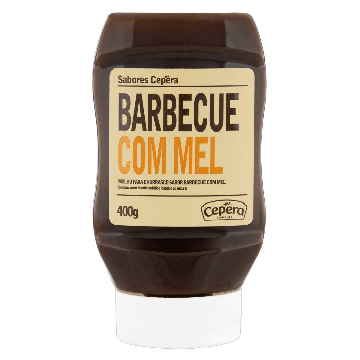 Barbecue com Mel 400g