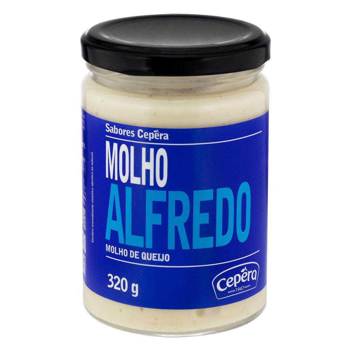 Molho Alfredo