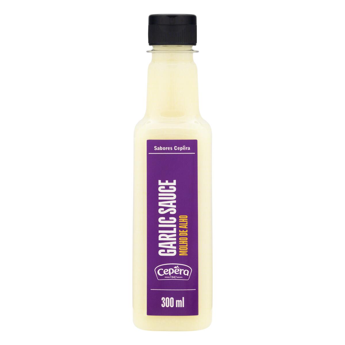 Molho de Alho Garlic Sauce 300ml