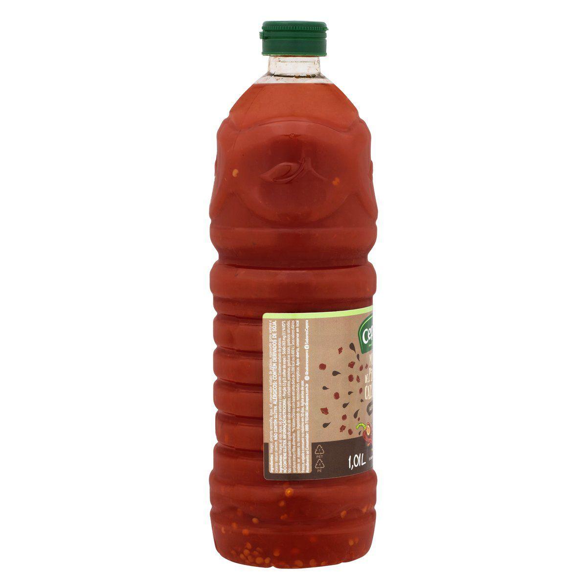 Molho de Pimenta Calabrês 1,01L