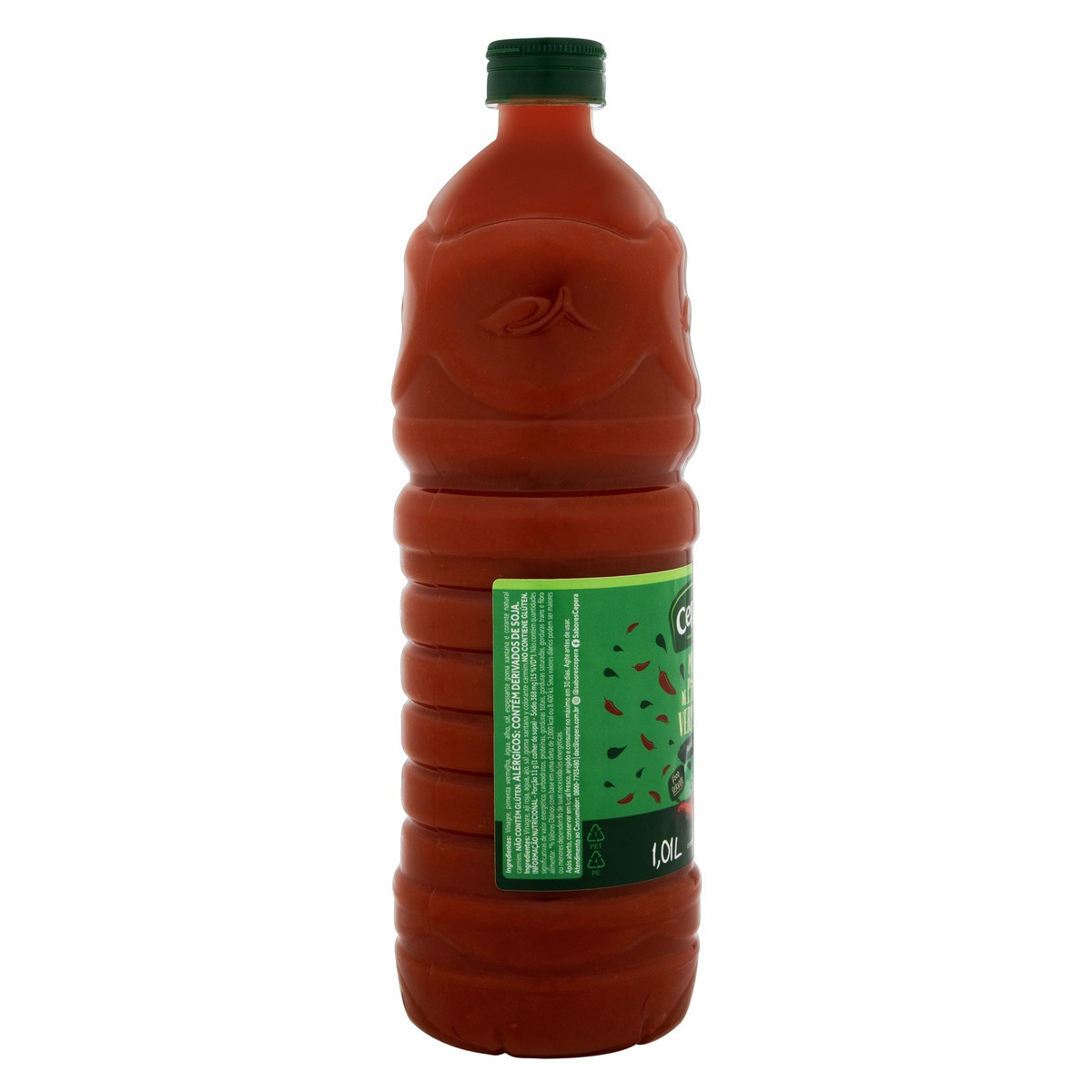 Molho de Pimenta Vermelha 1,01L
