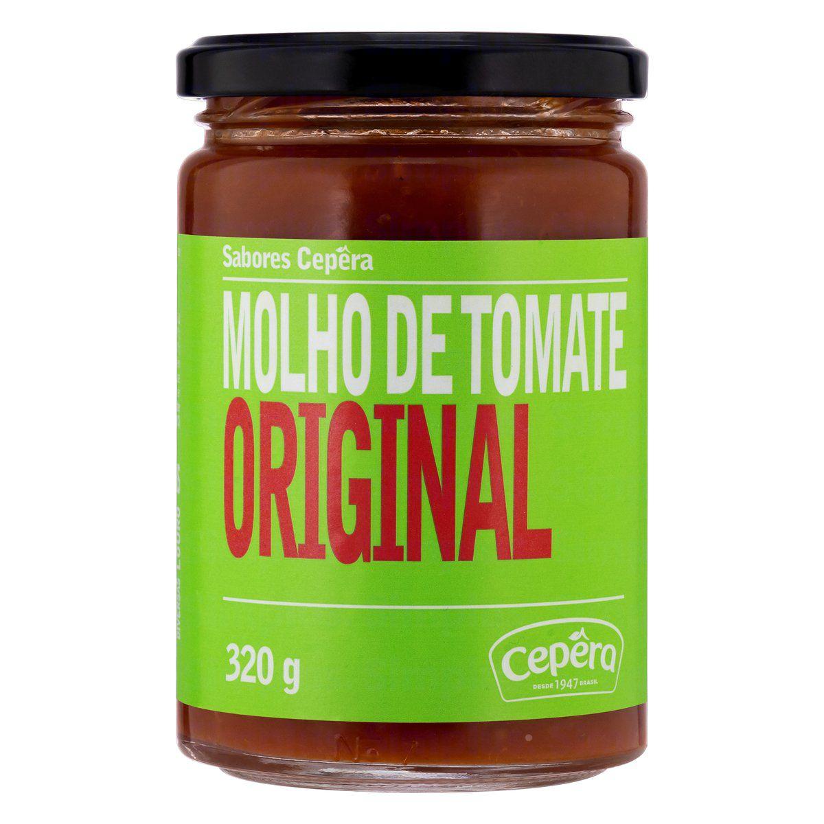 Molho de Tomate Original