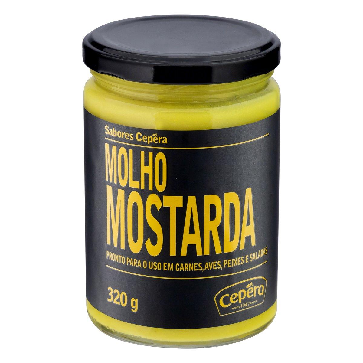 Molho Mostarda
