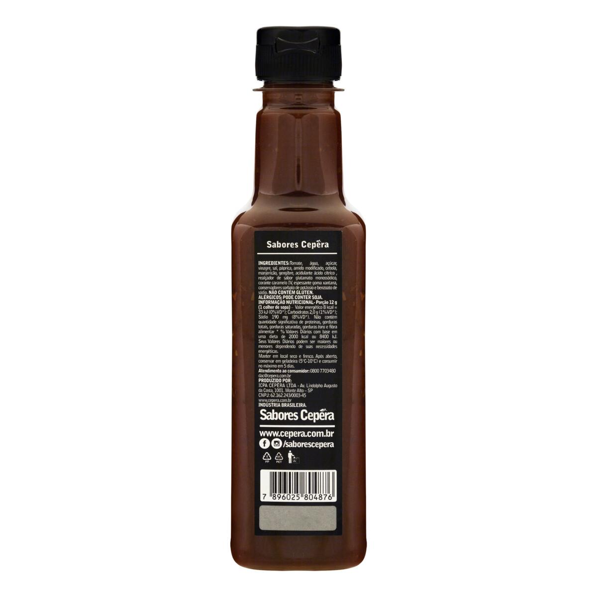 Molho para Carne Steak Sauce 310g