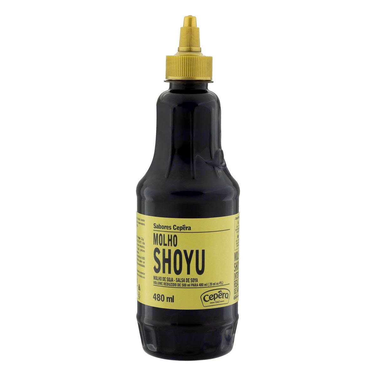 Molho Shoyu 480ml