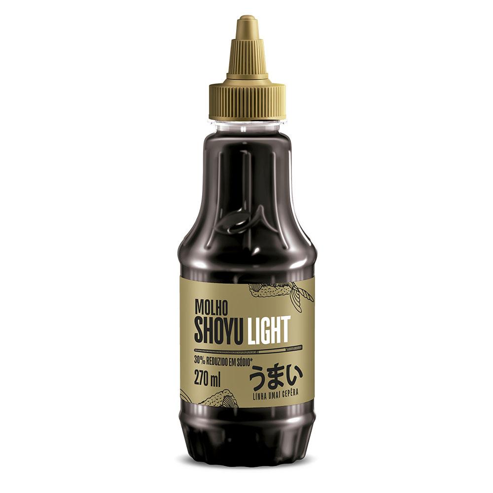 Molho Shoyu Light 270ml