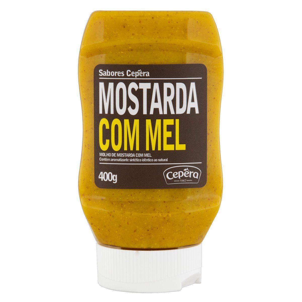 Mostarda com Mel 400g