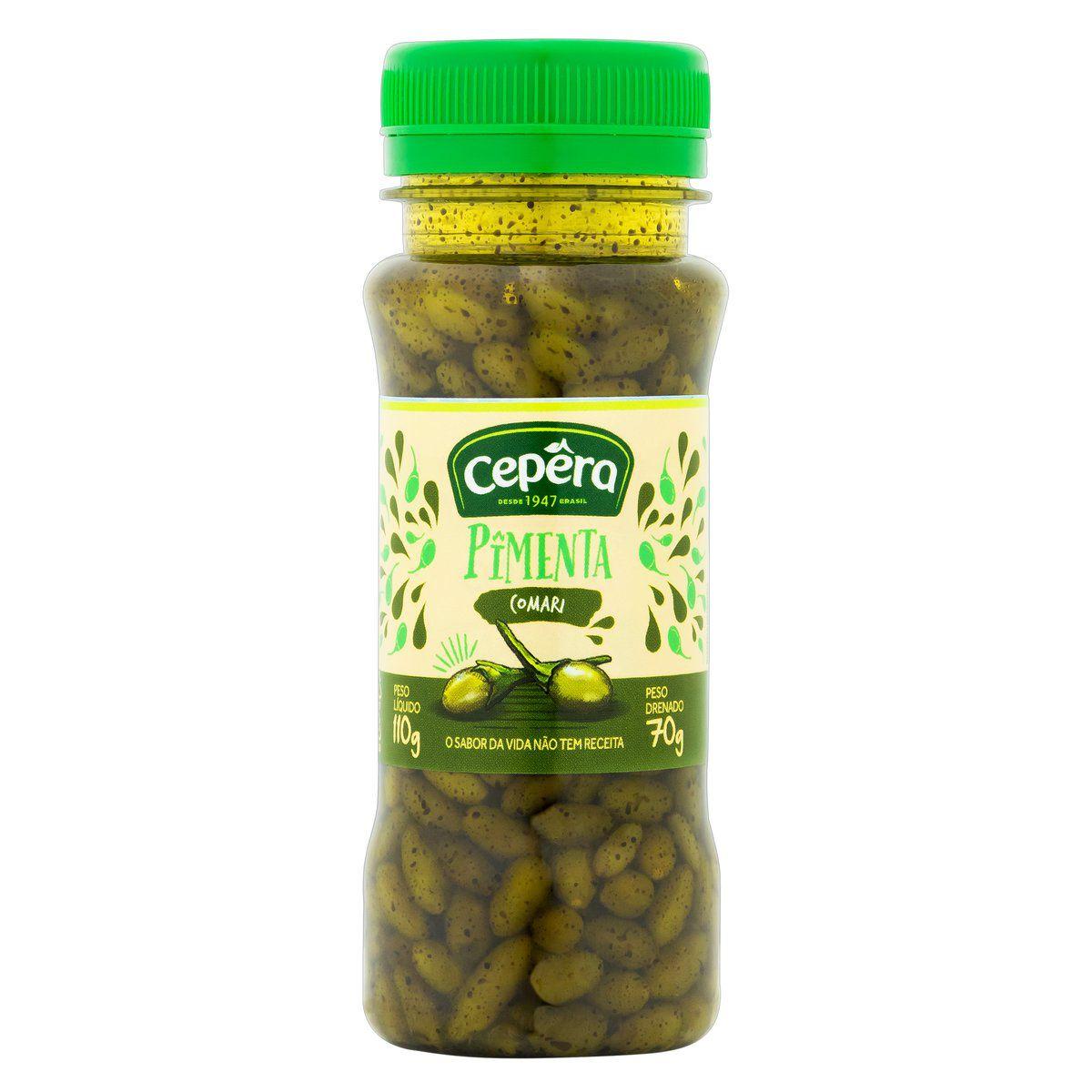 Pimenta Comari Verde 70g
