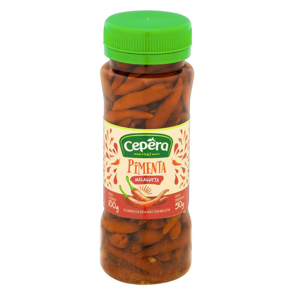 Pimenta Malagueta Madura 50g