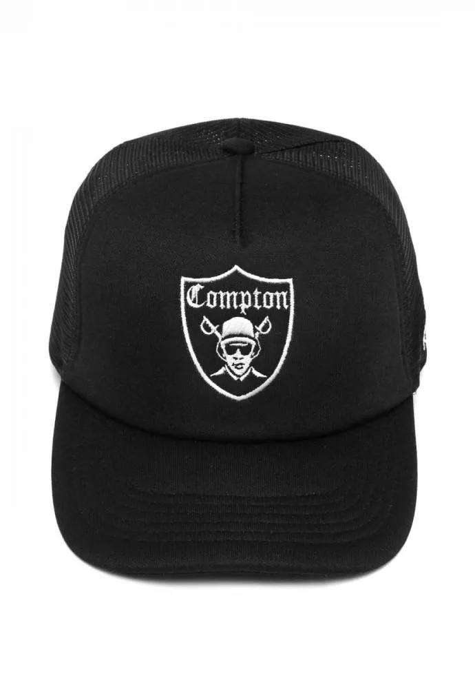Boné Trucker Compton Shield