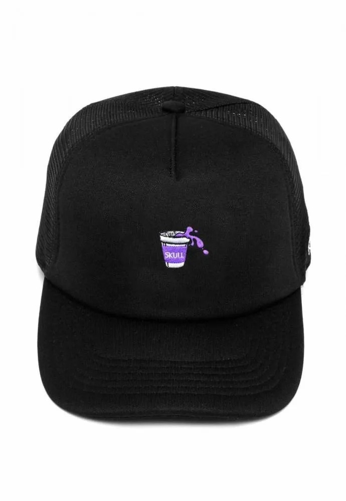 Boné Trucker Purple Juice