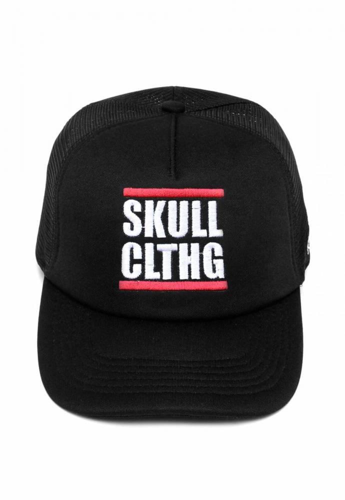 Boné Trucker Skull Clothing DMC
