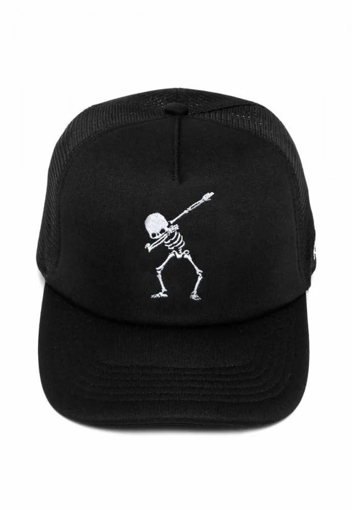 Boné Trucker Skull Dab