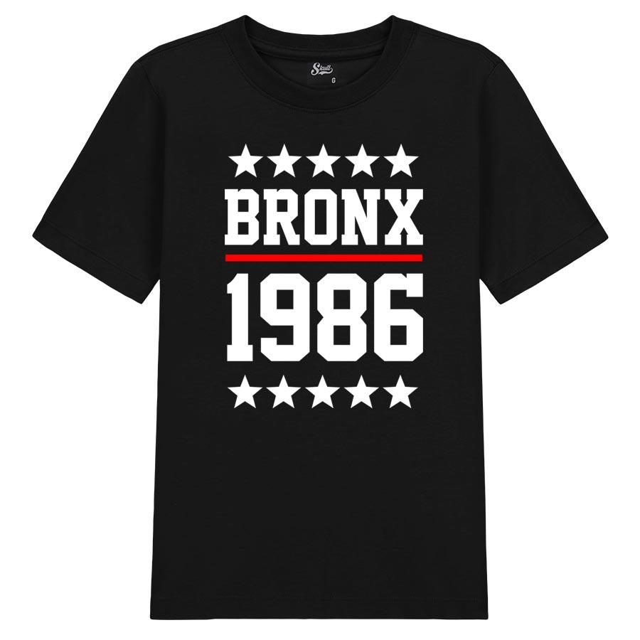 Camiseta Bronx 1986