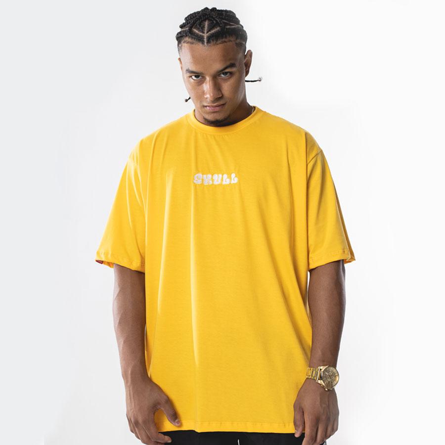 Camiseta Bubble Yellow