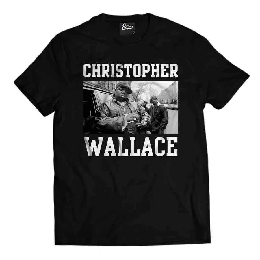 Camiseta Christopher Wallace