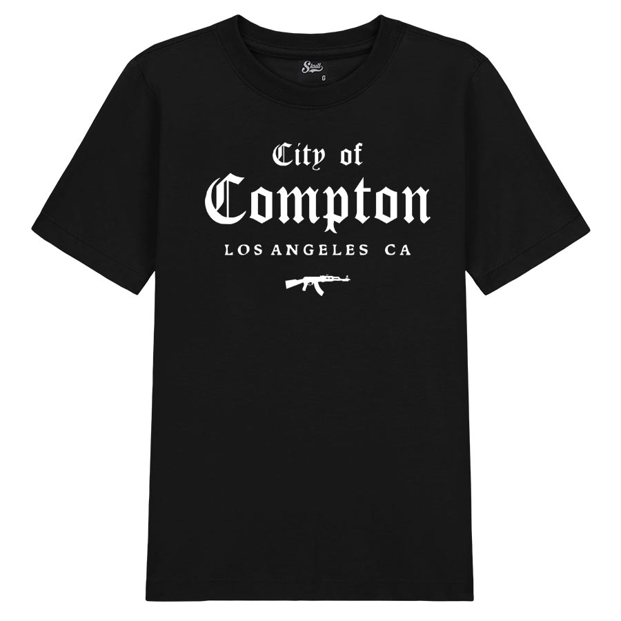 Camiseta City of Compton