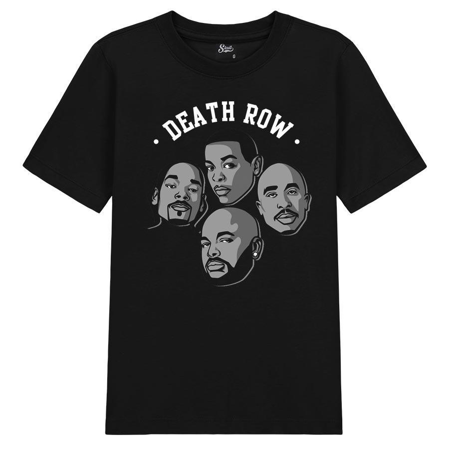 Camiseta Death Row