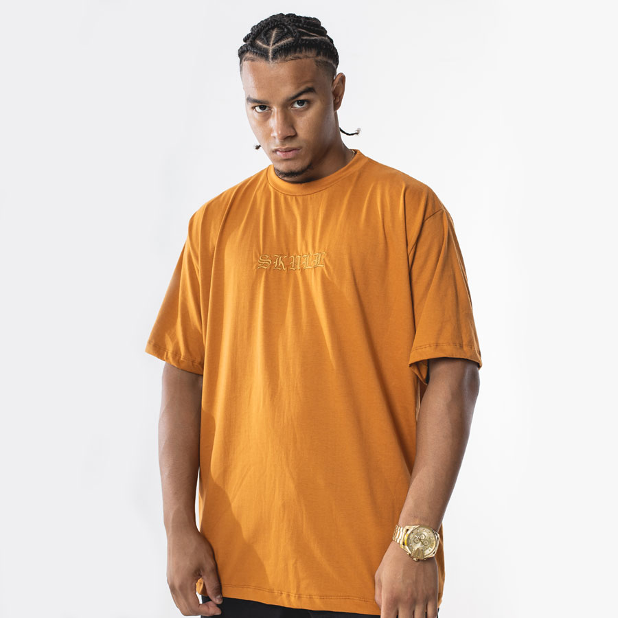 Camiseta Invisible Amarula