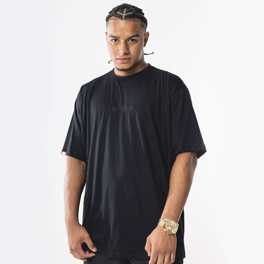 Camiseta Invisible Black