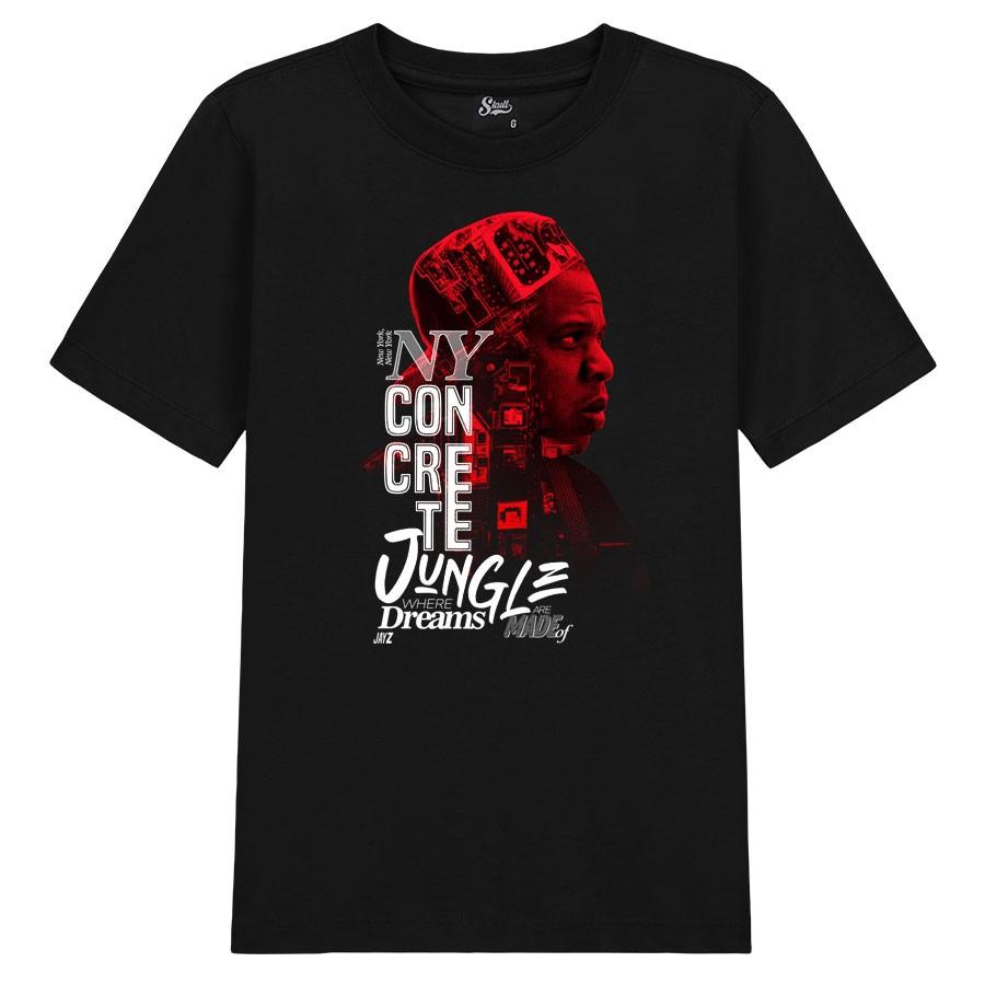 Camiseta Jay Z New York
