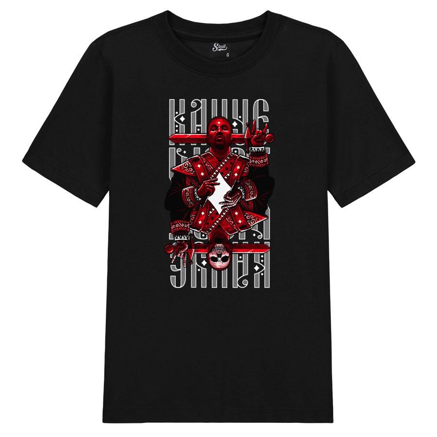 Camiseta Kanye West Chess
