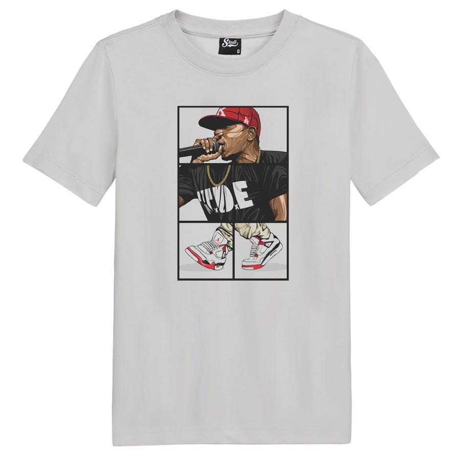 Camiseta Kendrick Cantando