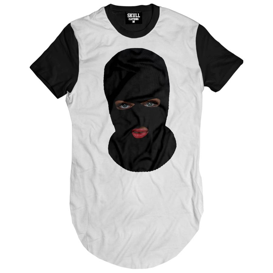 Camiseta longline Criminal Girl