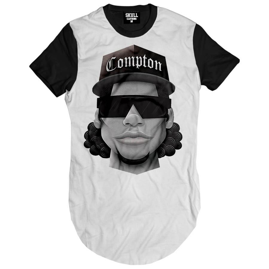 Camiseta Longline Eazy-e