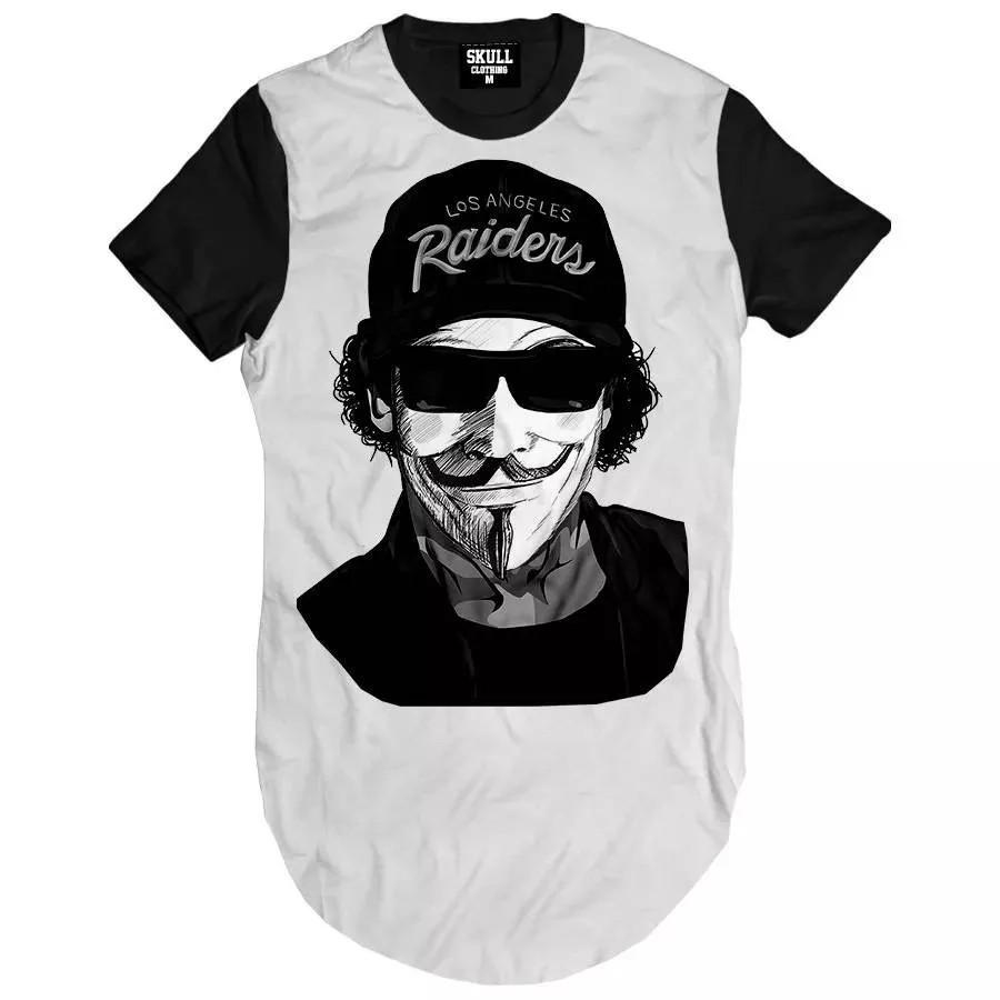 Camiseta Longline Eazy-E Vendetta