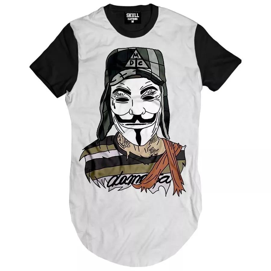 Camiseta Longline El Chavo Vendetta