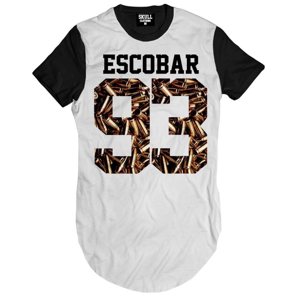 Camiseta Longline Escobar 93