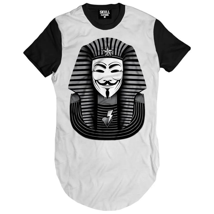 Camiseta Longline Faraó Vendetta