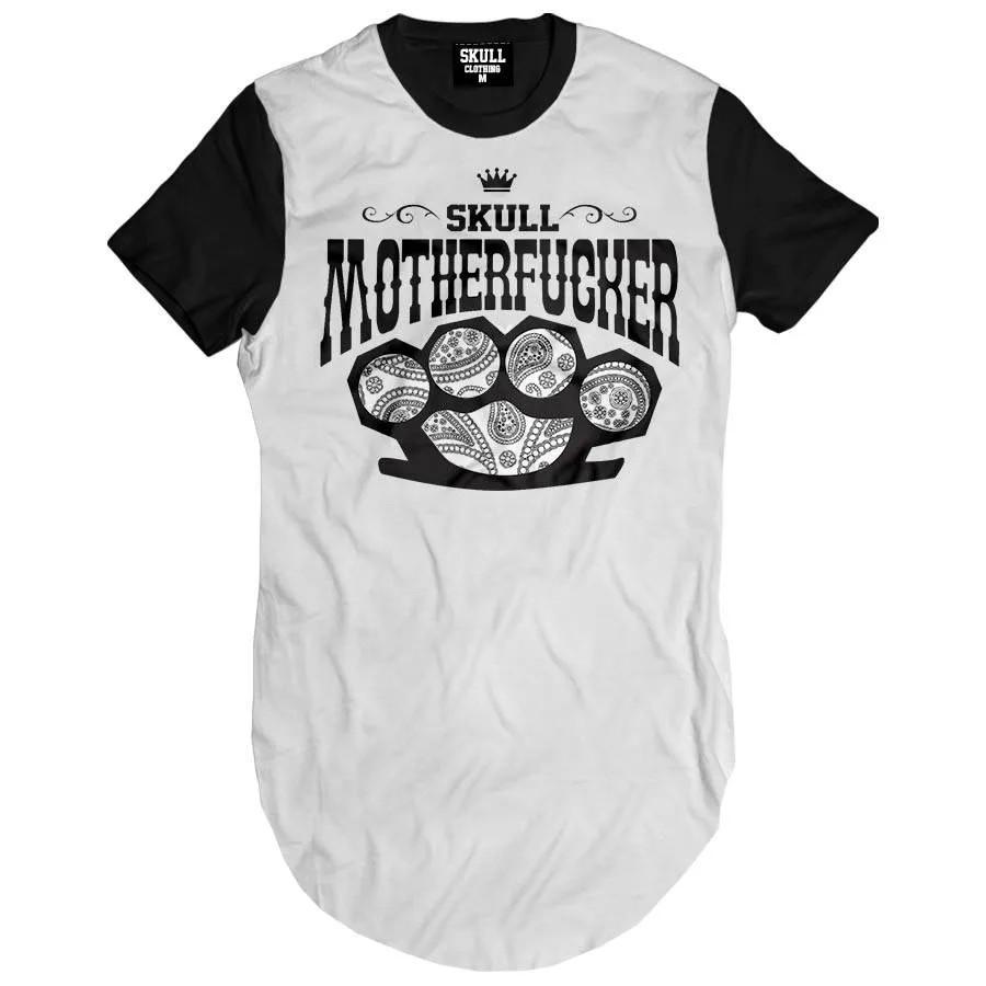 Camiseta Longline MotherFucker