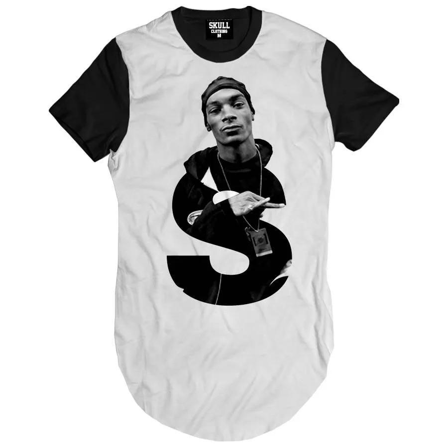 Camiseta Longline Rapper S