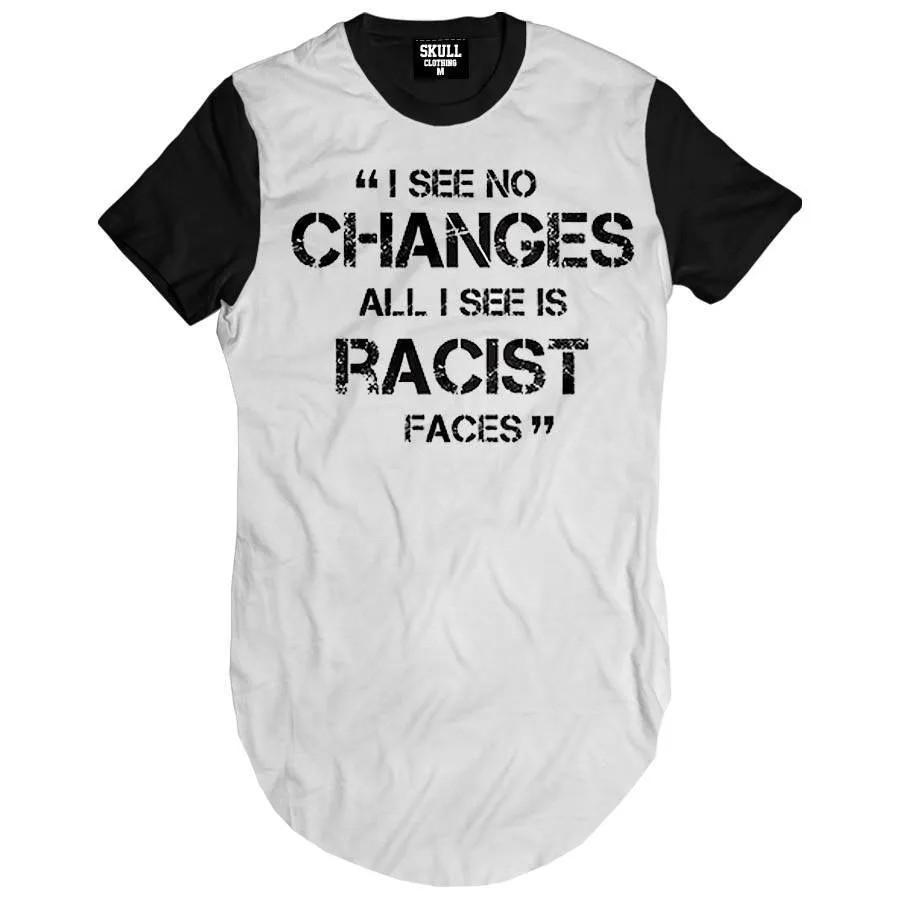Camiseta Longline Tupac Song