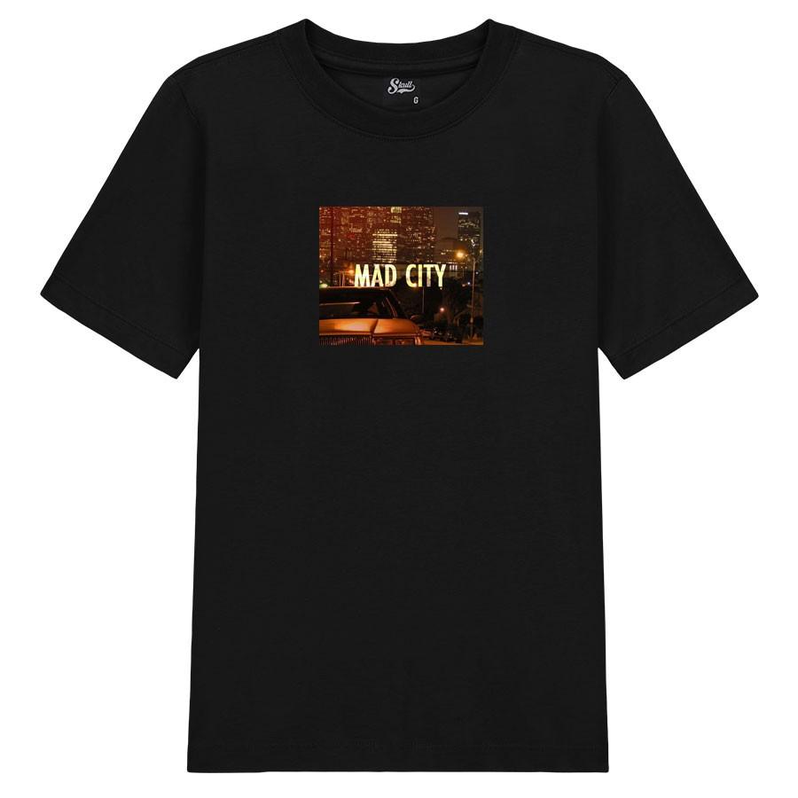 Camiseta Mad City