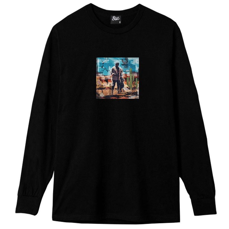 Camiseta Manga Longa Dog Mode