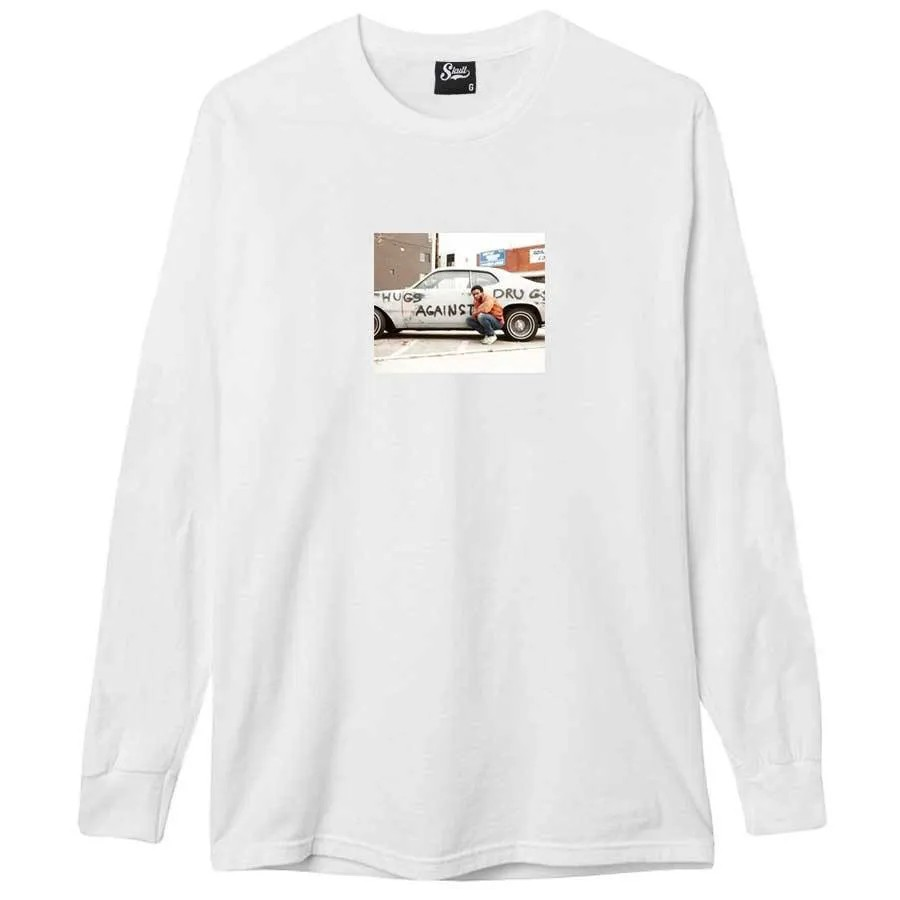 Camiseta Manga Longa Thugs Against Drugs