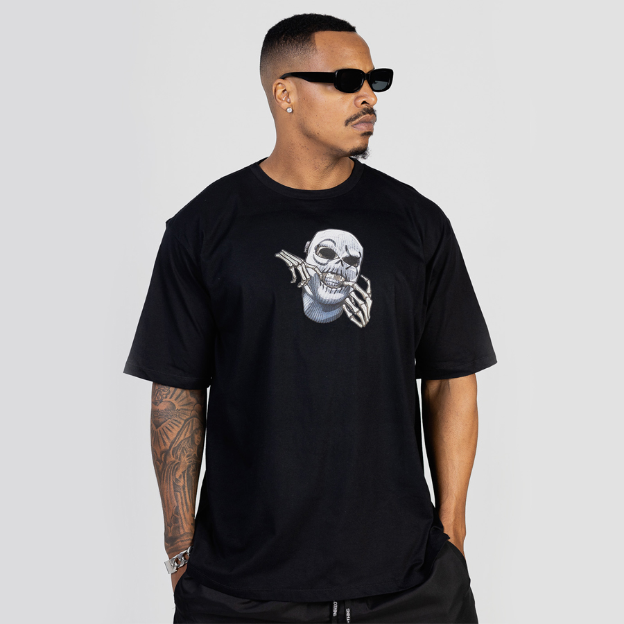 Camiseta Masculina Assalt