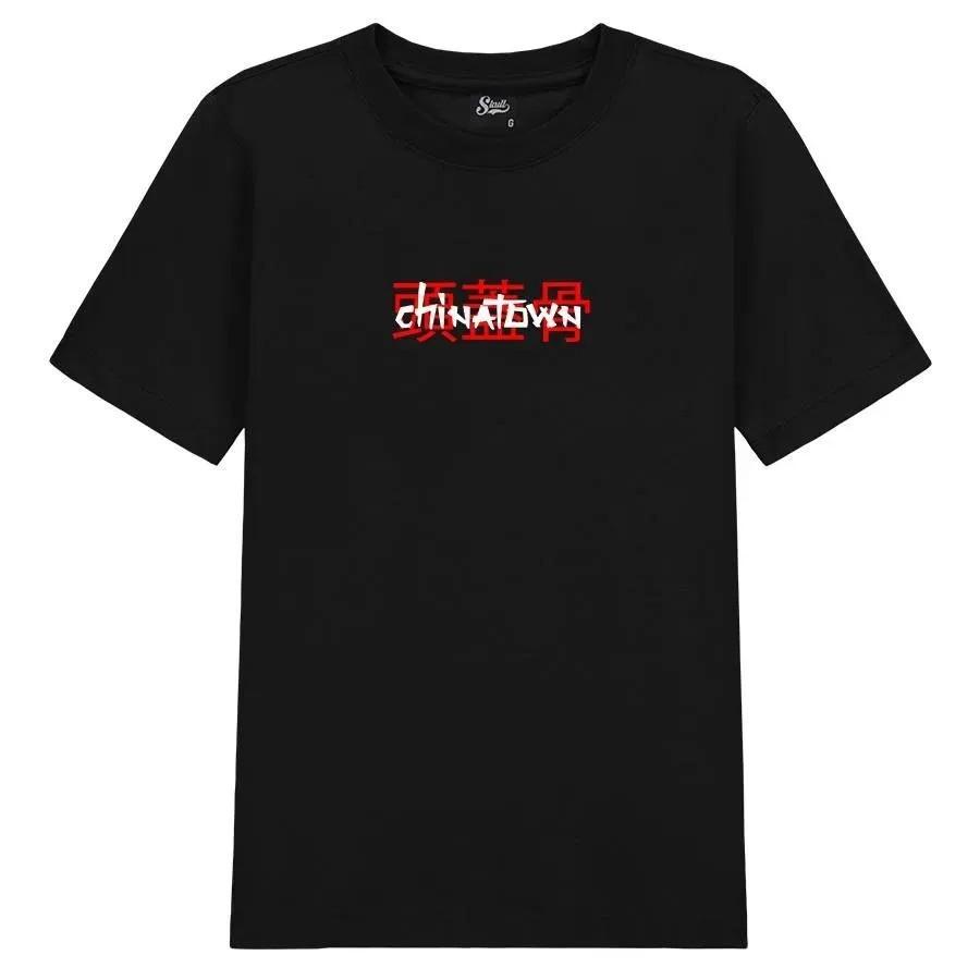 Camiseta Masculina Chinatown