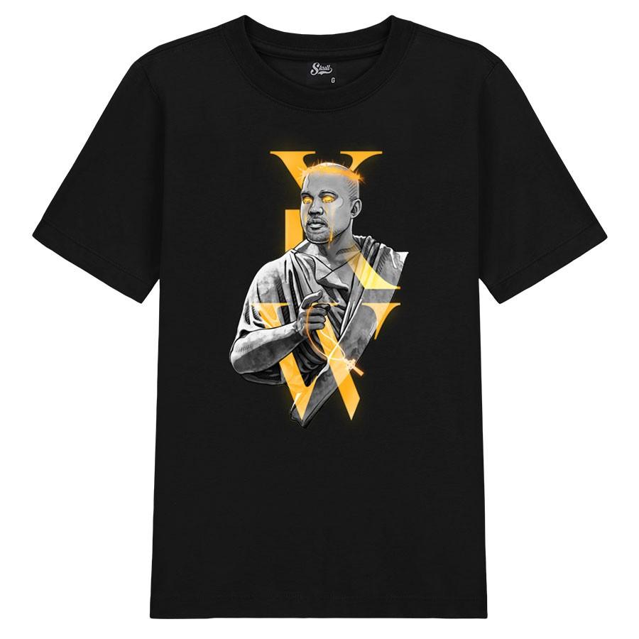 Camiseta Masculina Kanye West Redemption