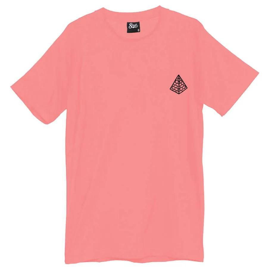 Camiseta Masculina Lift Rosa