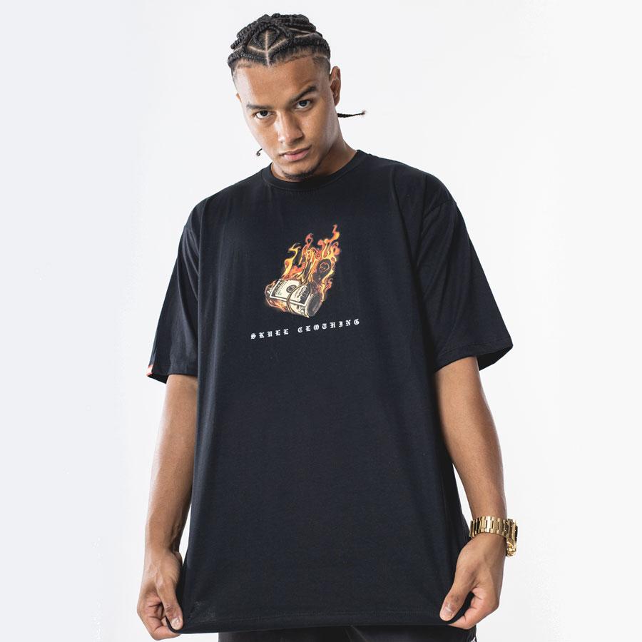 Camiseta Money To Heat