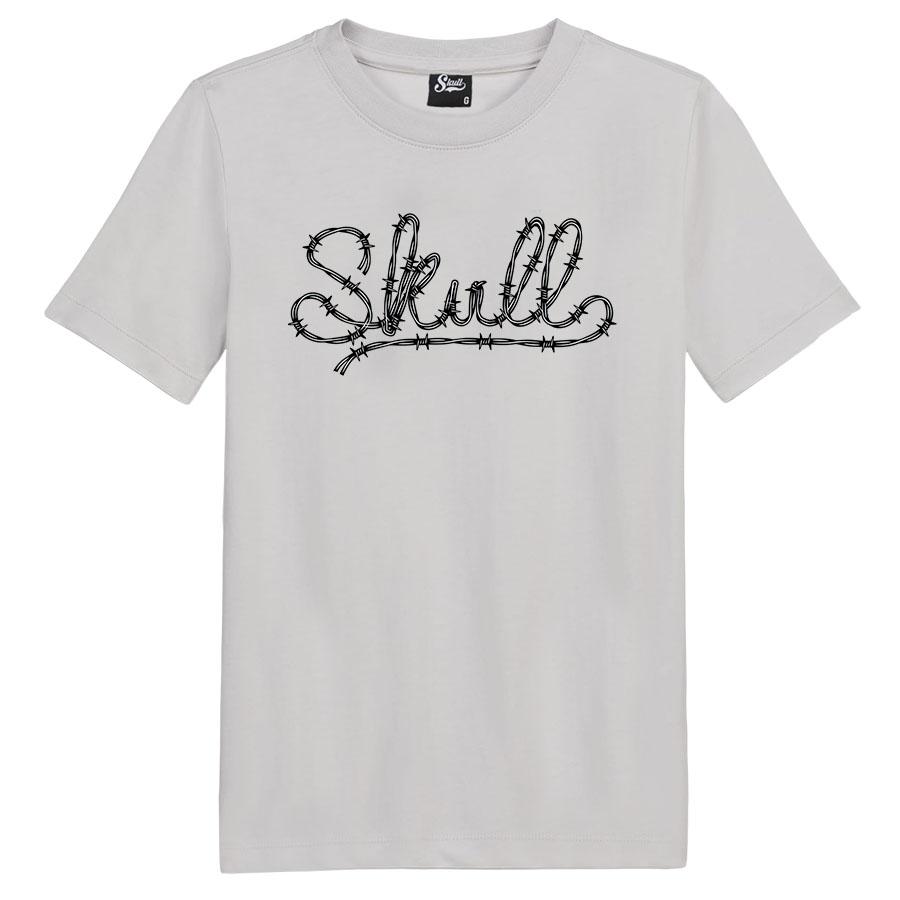 Camiseta No Trespassing Skull