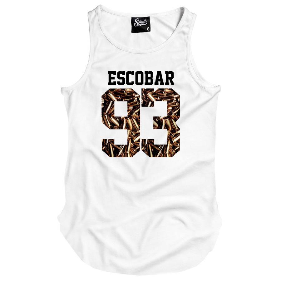 Camiseta Regata Longline Escobar