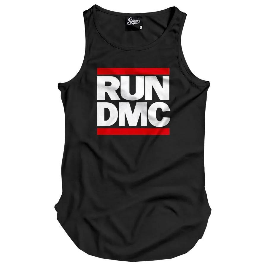 Camiseta Regata Longline Run Dmc