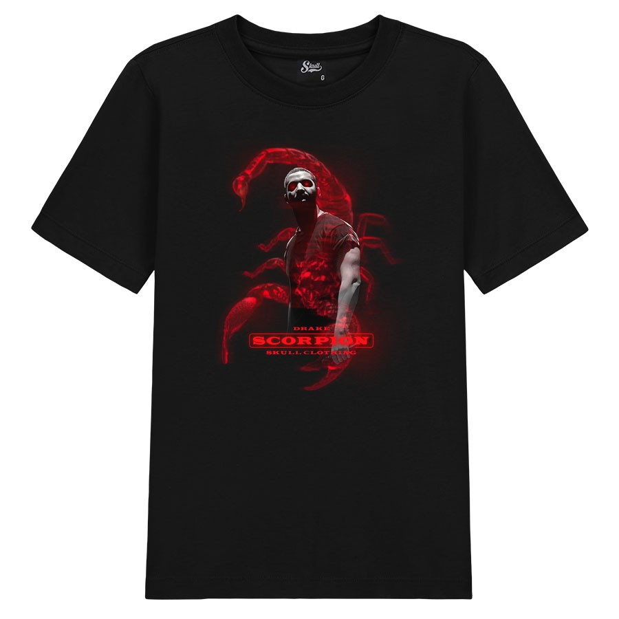 Camiseta Scorpion Drake